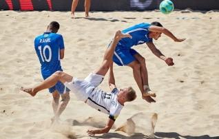 Muudatused rannajalgpallikalendris annavad Eestile soodsa positsiooni