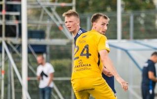 Maardu poolkaitsja kaotas Leedu U21 koondisega Tšehhile