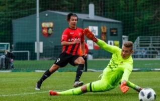Jürgens lõi Milanile värava, Tunjovi kaaslased läksid vägivaldseks