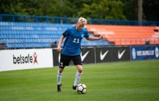 Eesti U21 koondis kohtub täna võõrsil Poolaga