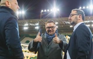 Agnelli, Woodward, Bartomeu, Tehva – Nõmme Kalju president valiti Euroopa Klubide Liidu juhatusse
