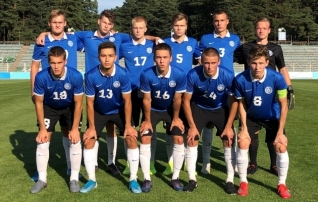 Teine mäng Minskis lõppes U19 koondisele kurvalt  (täiendatud!)