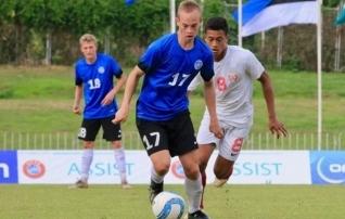 Eesti noortekoondisele Vanuatult kolmanda koha toonud Luts: Uus-Kaledoonia meeskonna palvelaul jääb alatiseks meelde