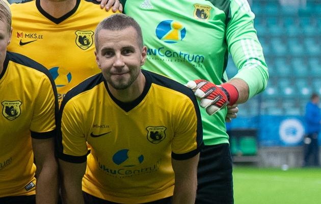 FC Otepää paremäär, Tartu Tammeka noortetöö juht ja Eesti A-koondise abitreener Mario Hansi. Foto: Liisi Troska / jalgpall.ee