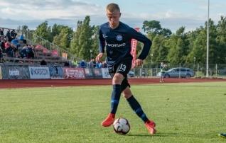 Nikita Mihhailov sõlmis Transiga oma esimese profilepingu