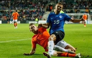 Hollandiga madistanud Kallaste Poola esiliigas mängu ei saanud