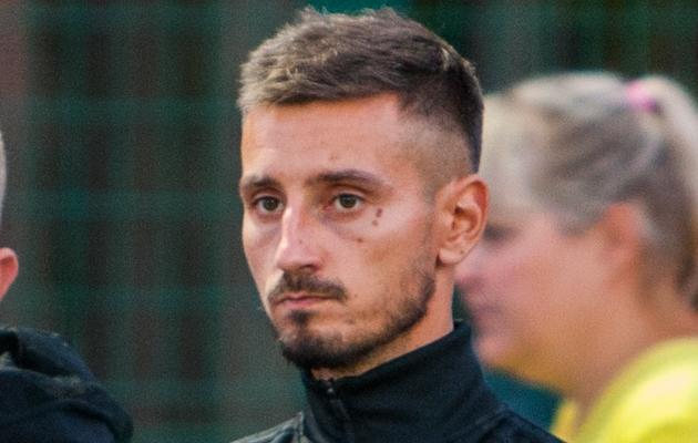 FCI Levadia peatreeneri kohusetäitja Vladimir Vassiljev. Foto: Brit Maria Tael