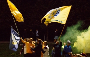 Videod: Kalev jätkas rekordpubliku ees Kuressaare mõõna