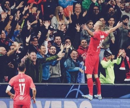 Rooney jälgedes käinud norrakas: elu vägevaim õhtu!