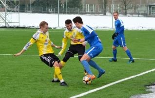 VAATA JÄRELE: Kiired väravad löönud Tammeka U21 võitis Järvet ja tõusis neljandaks