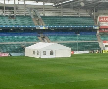 A. Le Coq Arenal avab uksed uus ja Eesti jalgpallile tähtis asutus