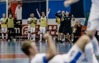 Video: Eesti saalikoondis lõi iluvärava ja alistas Walesi