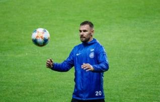 Dmitrijevi klubi liigub kindlalt püsimajäämise kursil