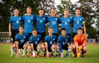 Video: U17 koondis sai Lõuna-Eestis teise 0:2 kaotuse