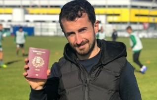 Beglarišvili sai Eesti passi omanikuks; koondise esindamise õigus seisab FIFA taga