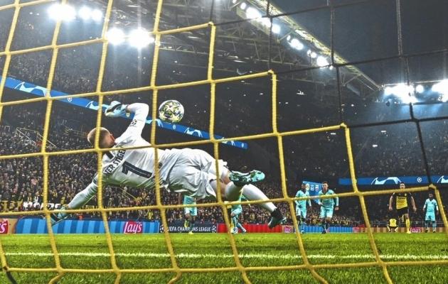 Pikk ette (ja ise järele) | Dortmundi ja Barcelona lahingu 57. minut võib Eesti jalgpallile olulist mõju avaldada