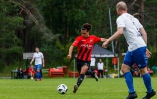 Jürgens lõi kohtumise avavärava ja Interi U18 võitis