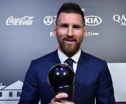 Messi: polegi ammu võitnud!