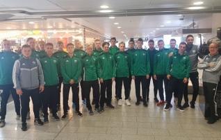Levadia U19 peatreener enne ajaloolist kohtumist: võib loota heale tulemusele