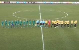 Levadia U19 lasi endale otse nurgalöögist värava lüüa ja kaotas Islandil kindlalt