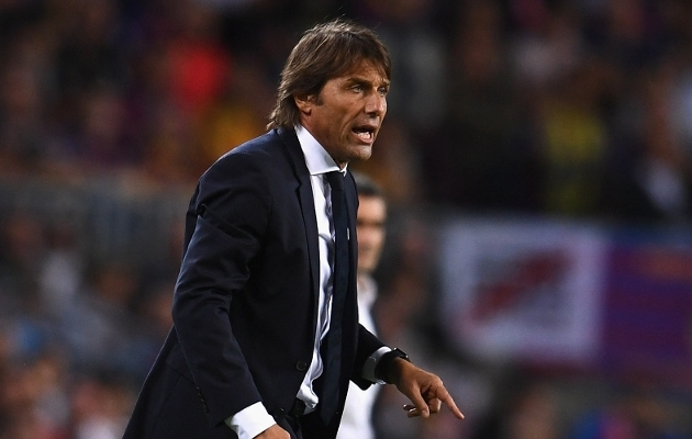 Antonio Conte. Foto: inter.it