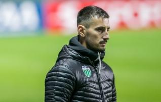 Üleöö pukki sattunud Vassiljev: olen esialgu nii kaua, kuni otsitakse uut treenerit