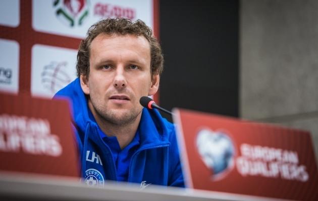 Konstantin Vassiljev. Foto: Jana Pipar / jalgpall.ee