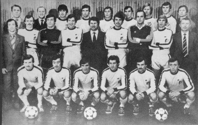 Dinamo meestel jagus klassi ka Euroopas mängimiseks. Foto: Minski Dinamo koduleht