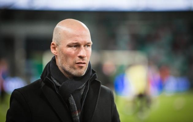 Karel Voolaid saab nuputada, kuidas Eesti mäng toimiks kogu 90 minuti vältel. Foto: Jana Pipar / jalgpall.ee