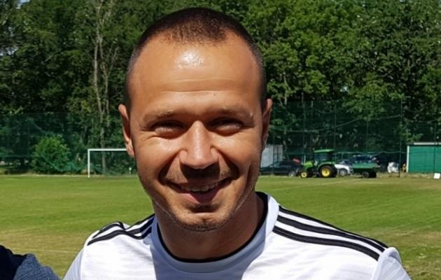 Mihajlo Trajkovic. Foto. Levadia sotsiaalmeedia