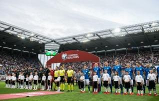 Eesti-Saksamaa mängu ohjavad Bulgaaria kohtunikud