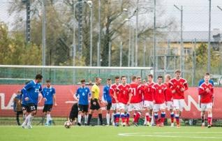 VAATA JÄRELE: Eesti U19 koondis sai Venemaalt kindla kaotuse  (galerii!)