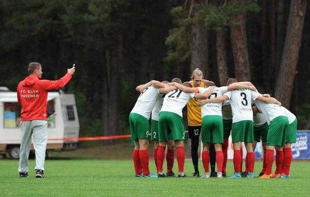 FC Elva. Foto: Liina Ivask / jalgpall.ee
