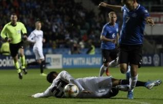Fotoseeria: kuidas Liivak tegi nii, et Emre Canile hüüti: