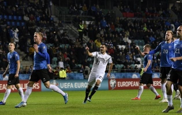 Luup peale | Miks läks nii, et 14. minutil vähemusse jäänud Saksamaa võitis ikkagi?  (galeriid!)