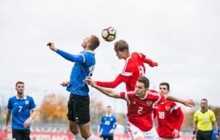 Eesti U19 koondislane astub Liliu saabastesse
