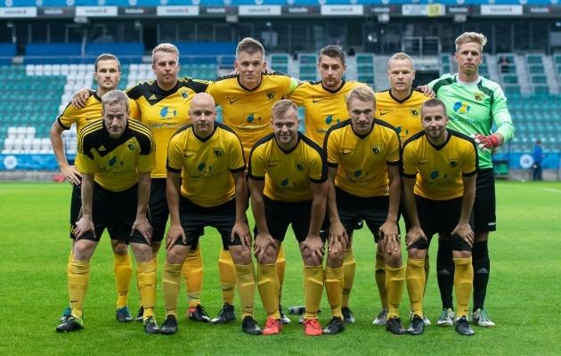 FC Otepää. Foto: Liisi Troska