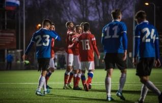 Video: Eesti U19 kaotas suurelt Venemaale