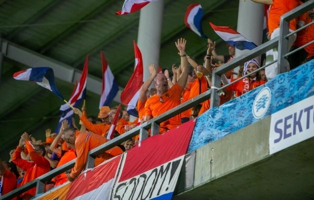 Tuleb välja, et Eesti mängis üleeile ka Hollandiga!