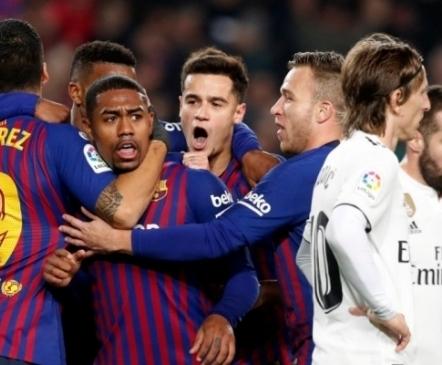 Meedia: La Liga tahtis El Clasico mängud ümber tõsta, klubid keeldusid