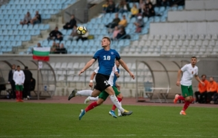 Saksamaale siirdunud Seppik: Floras oli tase kõvem kui Holsteini U19 meeskonnas