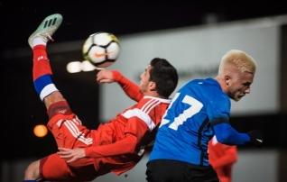 Video ja galerii | U19 ees, U21 järel ehk Venemaa sai jälle Eestist suurelt jagu