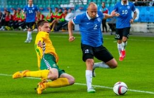 Lindpere oma legendaarse hüüdlause sünniloost: Eesti jalgpall tundus mulle liiga lihtne