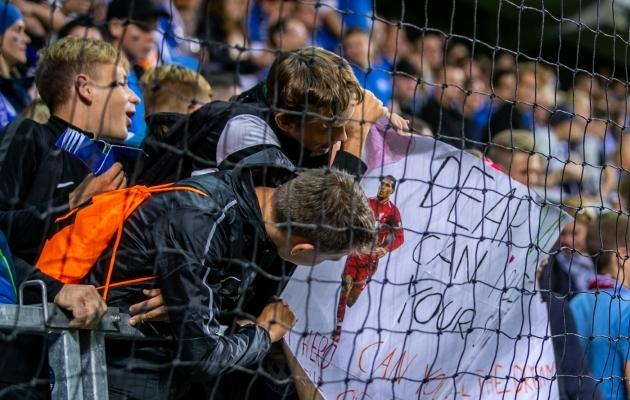 Uskumatu: Euroopa liiga mäng, mis toimub suletud uste taga. 21 000 pealtvaataja silme ees ...
