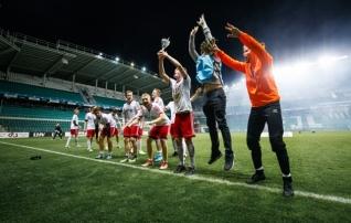 VAATA JÄRELE: Rahvaliiga finaali võitmine osutus leboks ülesandeks  (galerii!)