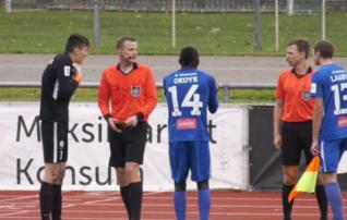 VIDEO | Tuleviku skandaalihõnguline viigivärav Tammeka vastu: kas pall ületas väravajoone?