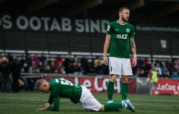 FC Flora vajab meistritiitli kindlustamiseks kahte punkti. Kas need suudetakse võtta duellis Paide Linnameeskonnaga? Foto: Brit Maria Tael