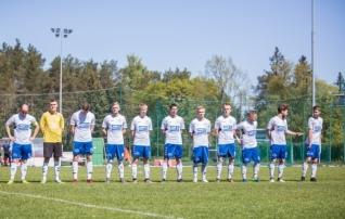 Pärnu JK kostitas kaheksa mehega Voltat tosina väravaga