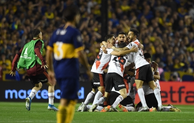 Foto: River Plate'i Twitter