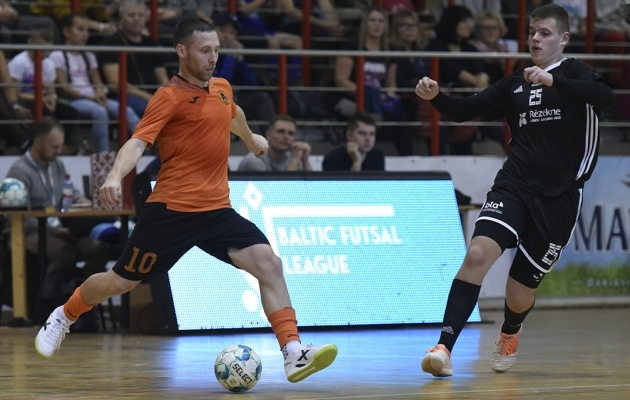 Foto: Baltic Futsal League